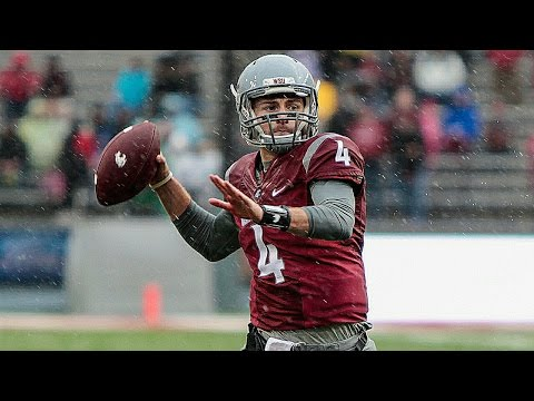 Luke Falk 2016 Highlights