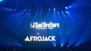 Afrojack 登坂登場!Summer Madness Premium Showcase@新木場ageHa
