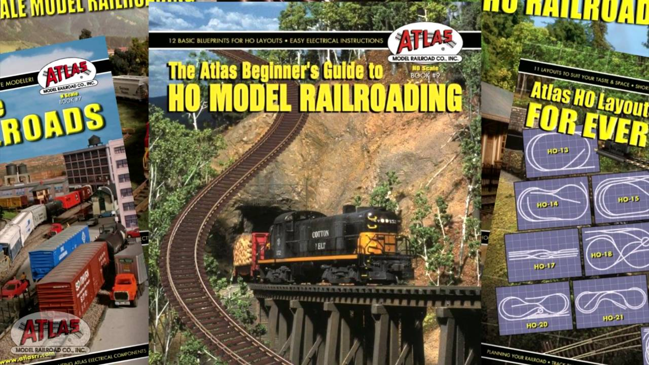 Sonstige Atlas HO Scale True-Track Starter Set