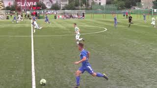 Bican Cup 2019 Praha_Karpaty 0:1 Lech Poznan_2 part