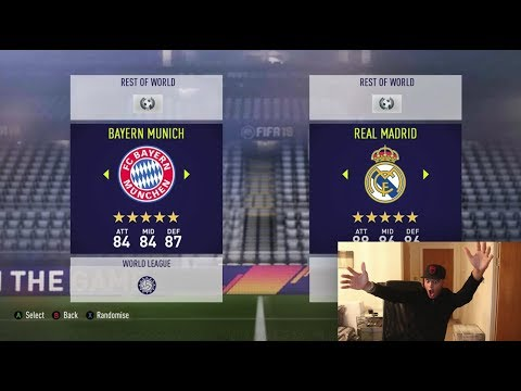 NEW FIFA 18 CARD RATINGS!!!!