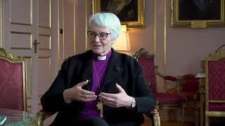 Ärkebiskop Antje Jackelén - Ord som ger hopp