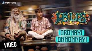 Iblis Malayalam Movie | Oronayi Onnonnayi Video Song | Asif Ali | Madonna Sebastian | Dawn Vincent