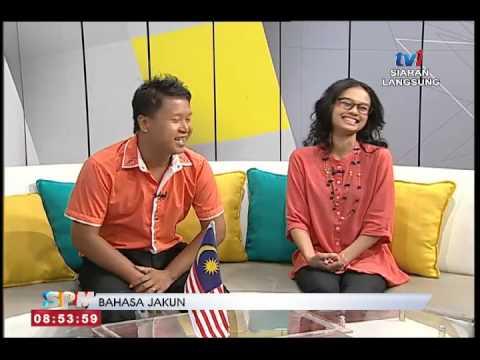 #SPM - AKAR KITA: BAHASA JAKUN [4 OKT 2015]