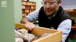 NETL Spotlight a Scientist -  Burt Thomas