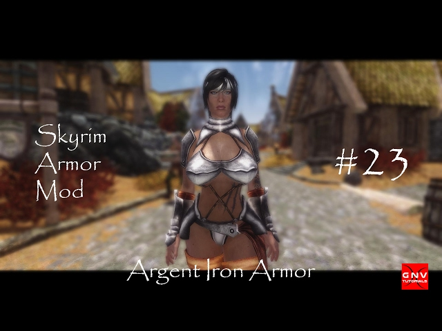 SKYRIM Enhanced, Bodyslide and High polygons support | GamerHow