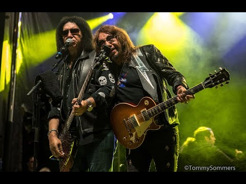 """""""Shock Me"""" Ace Frehley and Gene Simmons Matter Benefit CHS Field Mp3"""