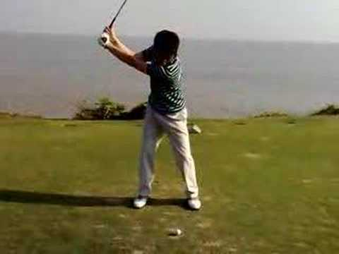 Macau golf trip