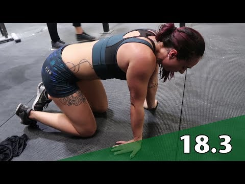 CrossFit Open 18.3: All About The Attitude