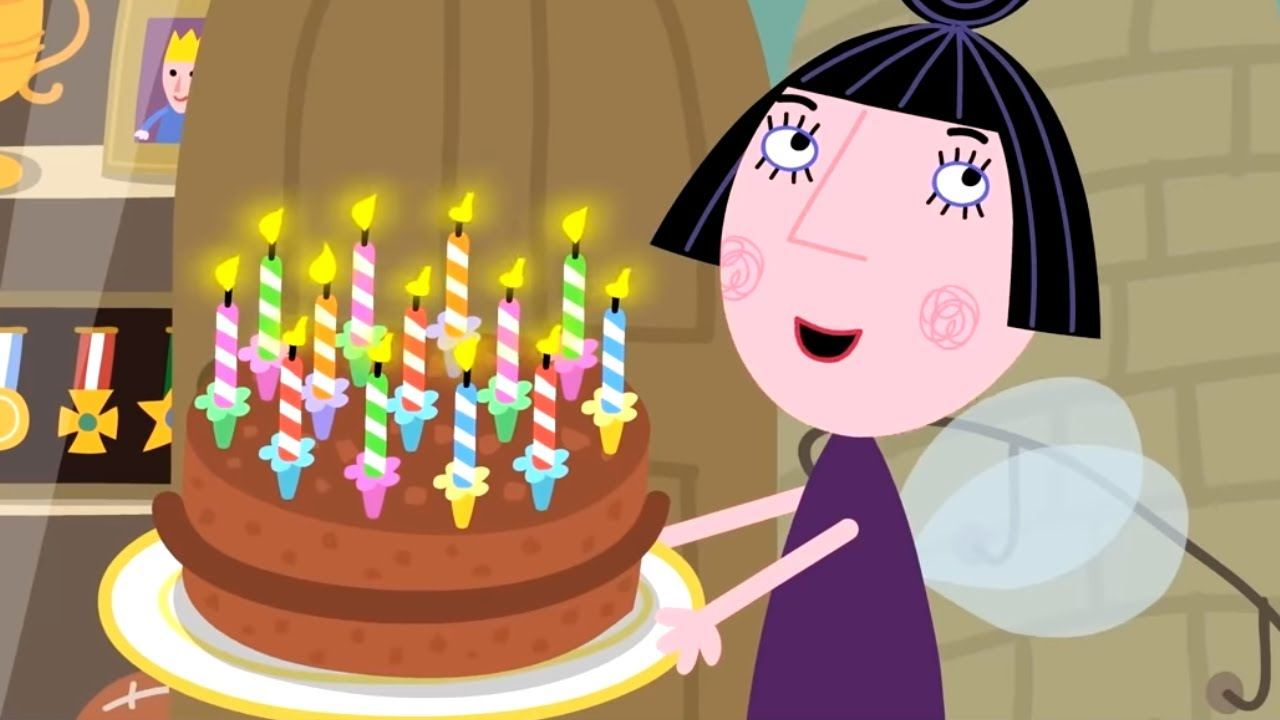 Download Ben and Holly's Little Kingdom | Birthday for a King! (Triple Episode 37 to 39) | Kids Cartoon Shows