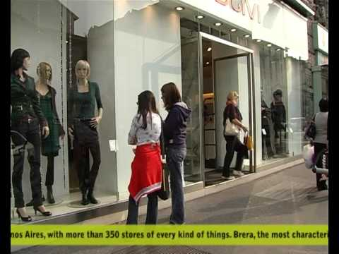 Htv Milano: Milano è Shopping