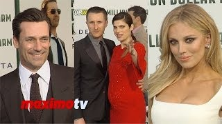"Jon Hamm, Lake Bell, Bar Paly, Bill Paxton ""Million Dollar Arm"" Premiere"