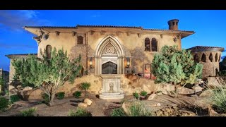 Unbelievable Castle Luxury Home - Scottsdale, Arizona Real Estate