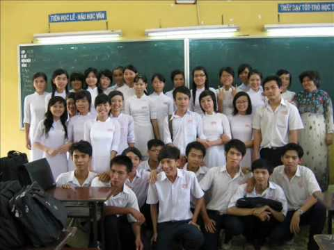 12B6 (2009-2010) LY THUONG KIET High School, VIETNAM 1/3