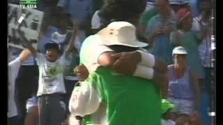 Waqar Younis 5/25 vs South Africa 1992/93 thumbnail