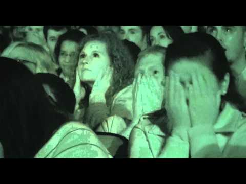 Paranormal Activity 3  audience reaction US 2011