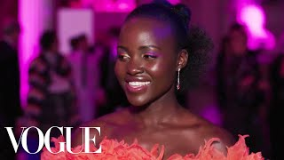 Lupita Nyong'o on When Sexy Takes the Front Row | Met Gala 2017