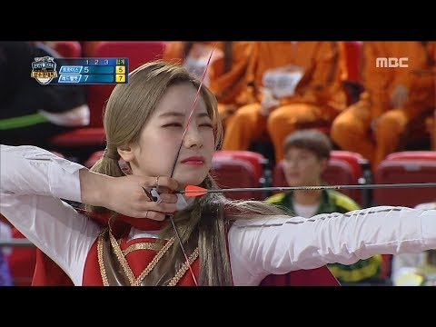 [HOT] Get Caught In One's Hair, 설특집 2019 아육대 20190205