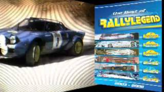 DVD - The Best of Rallylegend 2003/2008 - Trailer