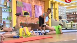 Дневники Похудения с Анитой Луценко 9 занятие