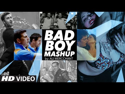 BAD BOY MASHUP Full Video Song | Ali Merchant | Bollywood Mashup Song | T-Series
