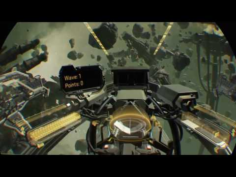 Ecliptic's Live Playthrough: Eve Valkyrie VR p2v4