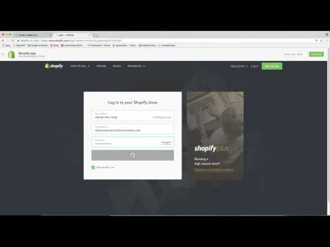 Wallee Shopify payment integration | wallee com
