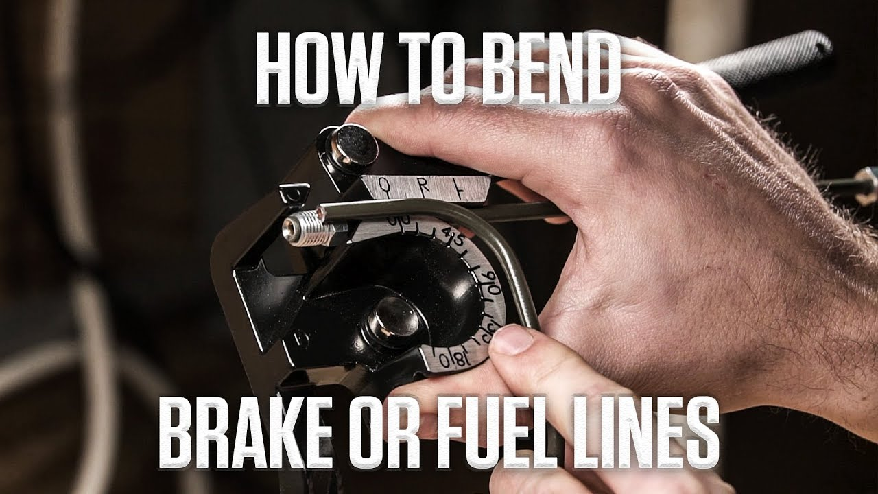 Diy How To Bend Your Brake Or Fuel Lines Youtube Diagram Of 1986 Mercruiser 32006876 Power Steering Cylinder