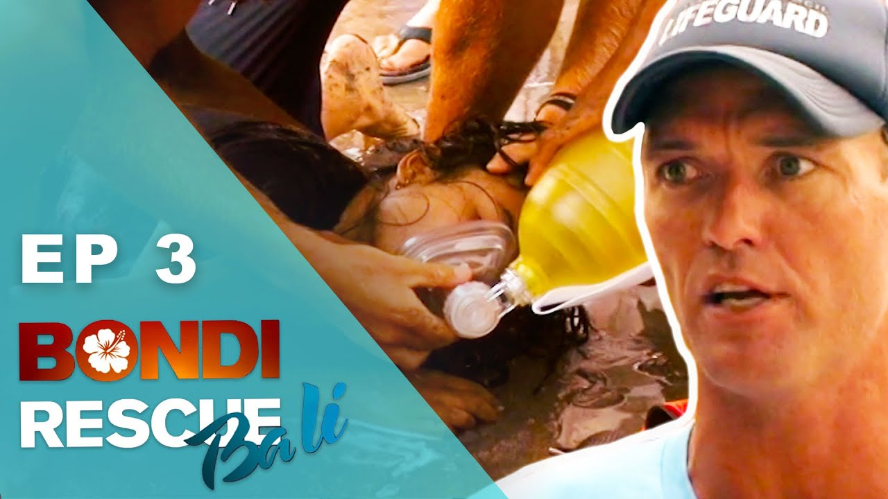 Drowning Teenagers Pulled From Sea Bondi Rescue Bali Episode 3 Full Episode Youtube