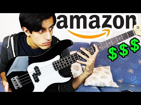 Download Youtube: The Cheapest BASS on AMAZON