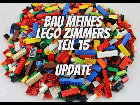 Bau meines LEGO Zimmers Teil 15 - Kurzupdate