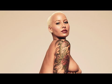 Amber Rose Slams GQ Magazine for Referring to Her as 'Kanye's Famous Ex'