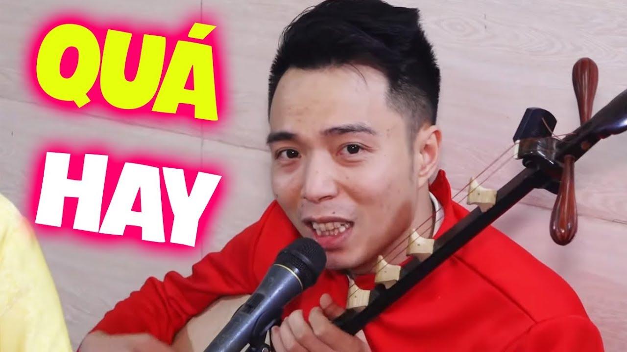 Hoài Thanh hát Chầu Văn thì không thể không nghe | Hát văn hầu đồng hay nhất mới nhất 2020