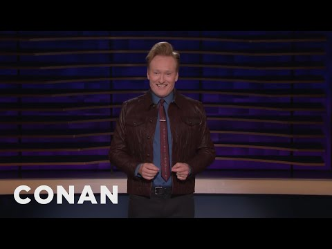Conan On The Crazy-Haired Chubby Dictator Who Barely Speaks English - CONAN on TBS