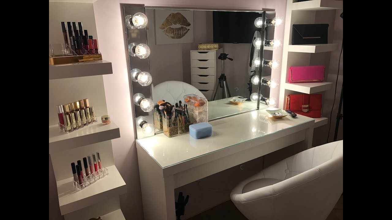 Makeup room going bye bye??? New closets??? - YouTube on Makeup Room  id=20908