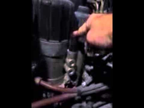How To Prime A Detroit Diesel DD13 Engine After Running Out Of Fuel