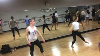I Don't Care - Contemporary Dance Choreography