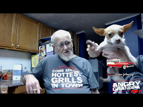 Angry Grandpa LIVE on Twitch! (official broadcast 4)