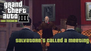 GTA III Xbox Version HD Mod Mission #15 - Salvatore