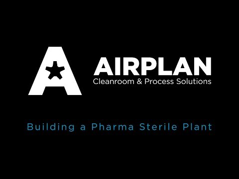 Building a Pharma Sterile Plant