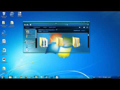 Como instalar un tema en windows 7