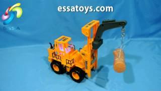 Радио управляемый Трактор, игрушки оптом Одесса essatoys.com(Множество интересных радио управляемых игрушек оптом http://essatoys.com/toy/radio.В наличии так же детские канцтовары,..., 2014-01-03T10:31:14.000Z)