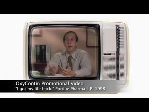 Purdue Pharma OxyContin Commercial