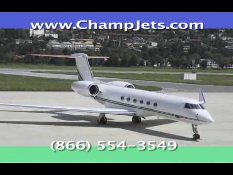 Private Executive Jet Charter Flights to Las Vegas Private