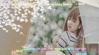 [Share sub] Vụn Vỡ - Nguyễn Đức Quang - effect karaoke - Proshow