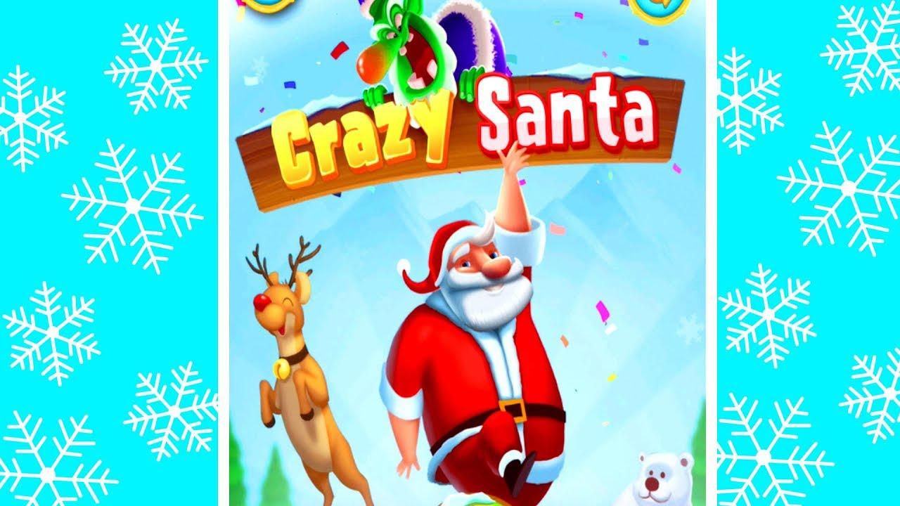 fun christmas game crazy santa saves the christmas best games for kids - Fun Christmas Games For Kids
