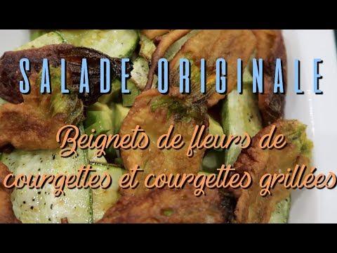 salade-originale-#2-avec-beignets-de-fleurs-de-courgettes-et-courgettes-grillÉes-[v]