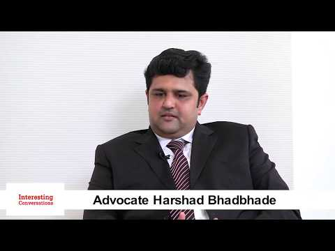Interesting Conversations on RERA with Advocate Harshad Bhadbhade