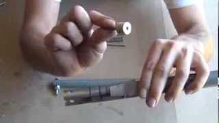 Repeat youtube video Homemade hand powered vacuum pump