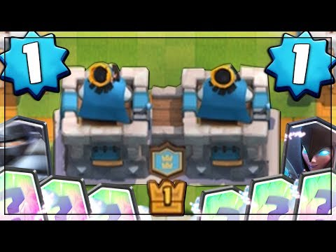 LEVEL 1 NOOBS UNFAIR 2v2 MATCHES!   Clash Royale   CAN LEVEL 1s WIN IN 2v2 MATCHES!?